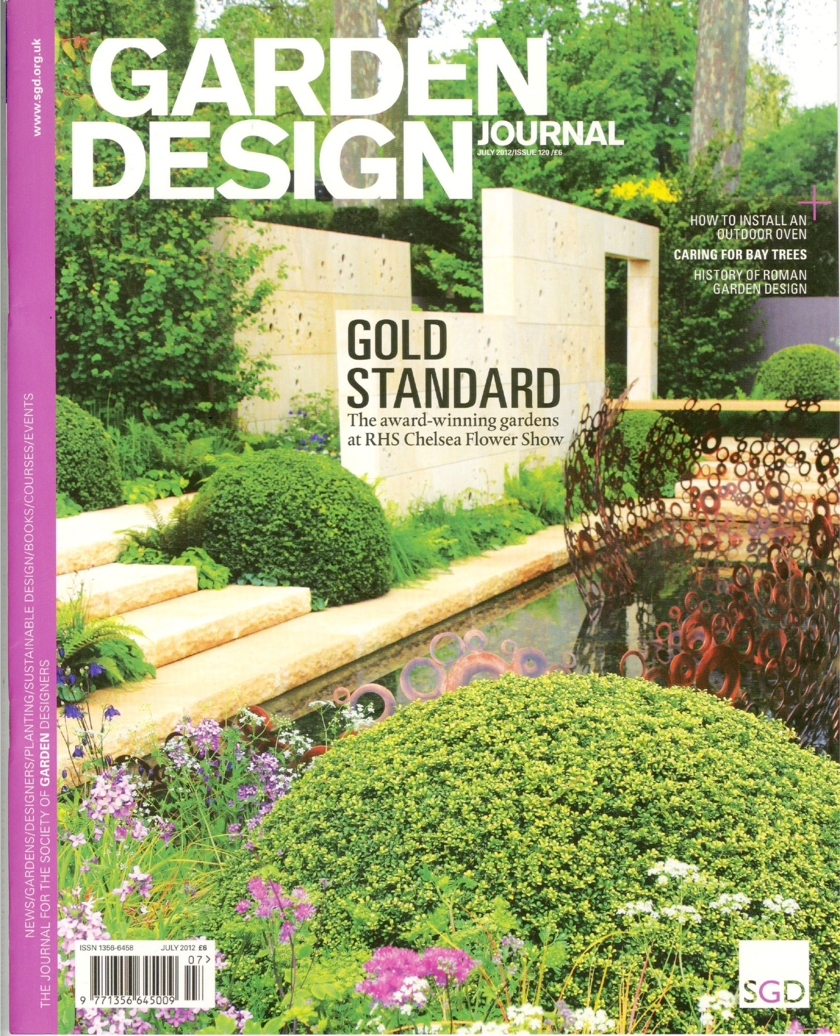 Exceptionnel Garden Design Journal   July 2012